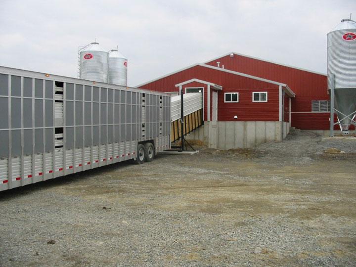 Pigs Nursery Building