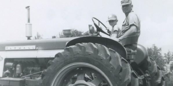 Farmall Tractor 1962